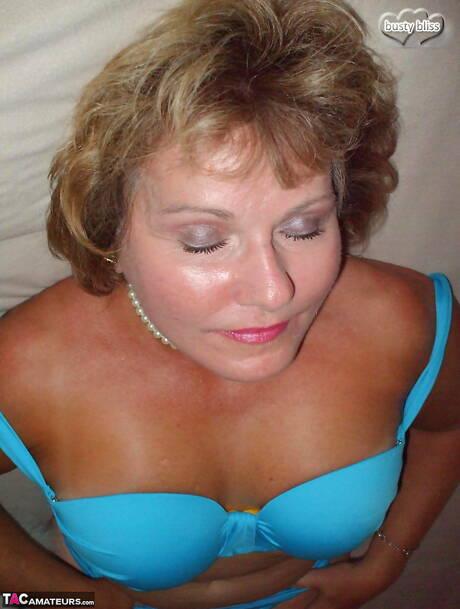 Chubby Nude Selfshot Pics