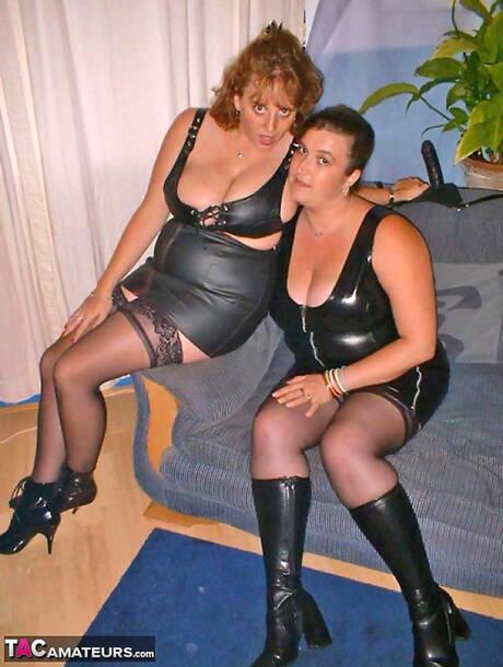Chubby Lesbians Pics