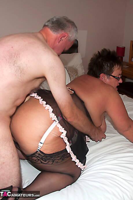 Chubby Couple Sex Pics