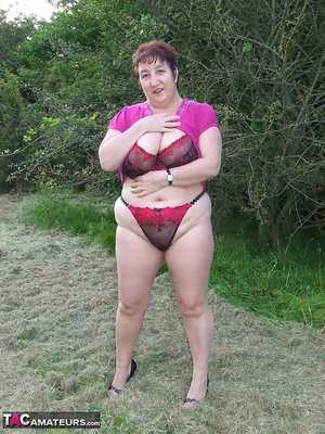 Chubby Underwear Pics